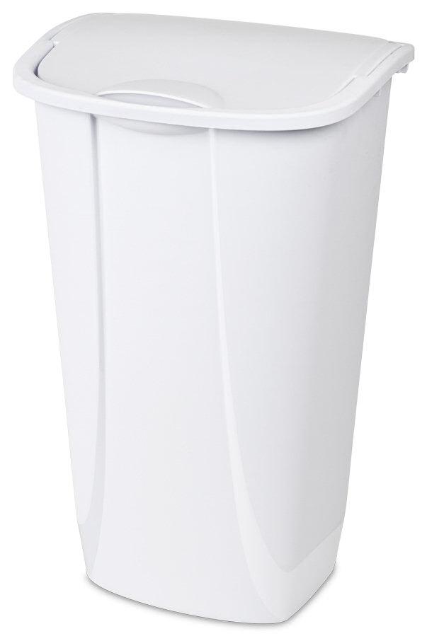 1093 11 Gallon Swingtop Wastebasket