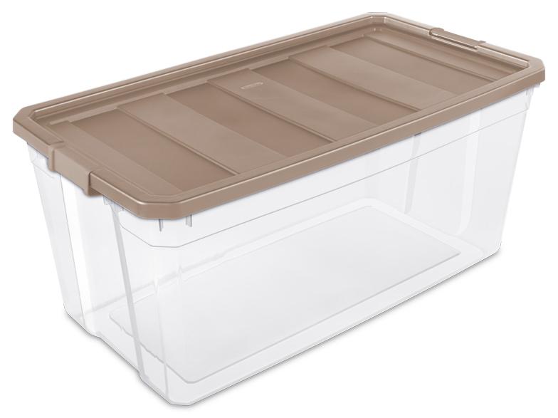 Sterilite 1479 200 Quart Modular Stacker Box