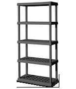 5 Shelf Shelving Unit