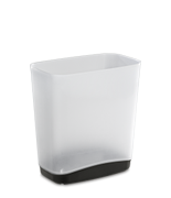 3.3 Gallon Rectangular Slim Wastebasket