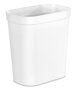 2.5 Gallon Vanity Wastebasket