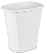 10 Gallon Rectangular Wastebasket