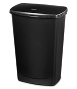 11.4 Gallon LiftTop Wastebasket