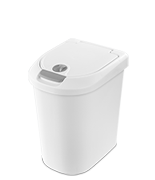 7.3 Gallon Locking TouchTop™ Wastebasket