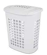 2.3 Bushel Lift-Top Laundry Hamper