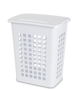 Rectangular LiftTop Laundry Hamper