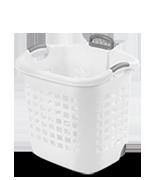 1.75  Bushel Ultra™ Wheeled Laundry Basket