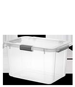 30 Quart HingeLID Box