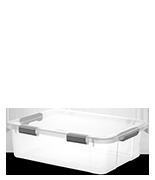 40 Quart  HingeLID Box