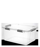 60 Quart HingeLID Box
