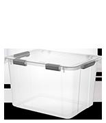 80 Quart HingeLID Box