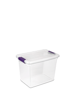 27 Quart ClearView Latch™ Box