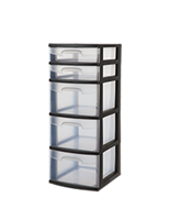 5 Drawer Tower