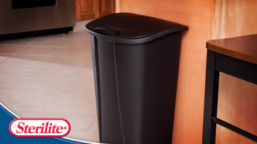 1093 - SwingTop Wastebasket