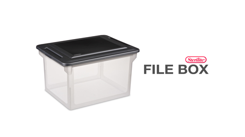 1868 - File Boxes