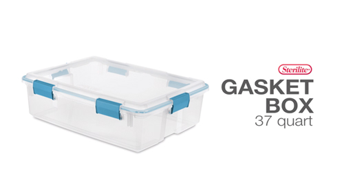 37 Quart Gasket Box