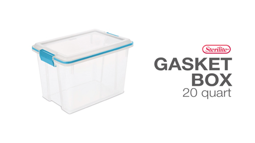 20 Quart Gasket Box