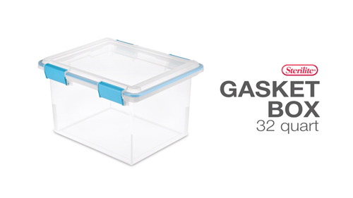 32 Quart Gasket Box
