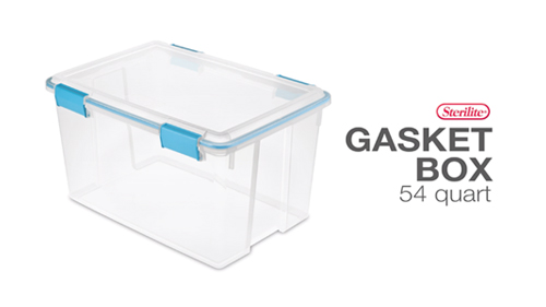 54 Quart Gasket Box