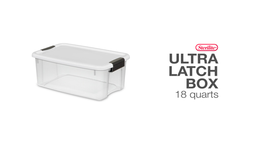 18 Quart Ultra™ Storage Box