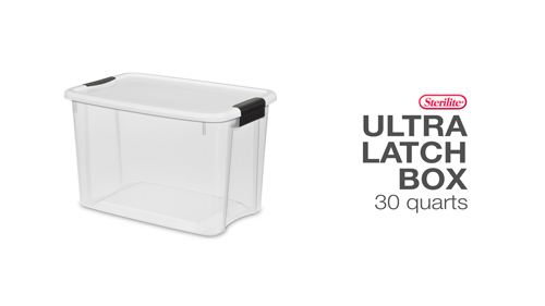 30 Quart Ultra™ Storage Box
