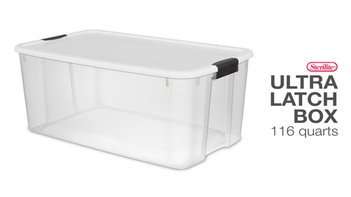 116 Qt Ultra™ Storage Box